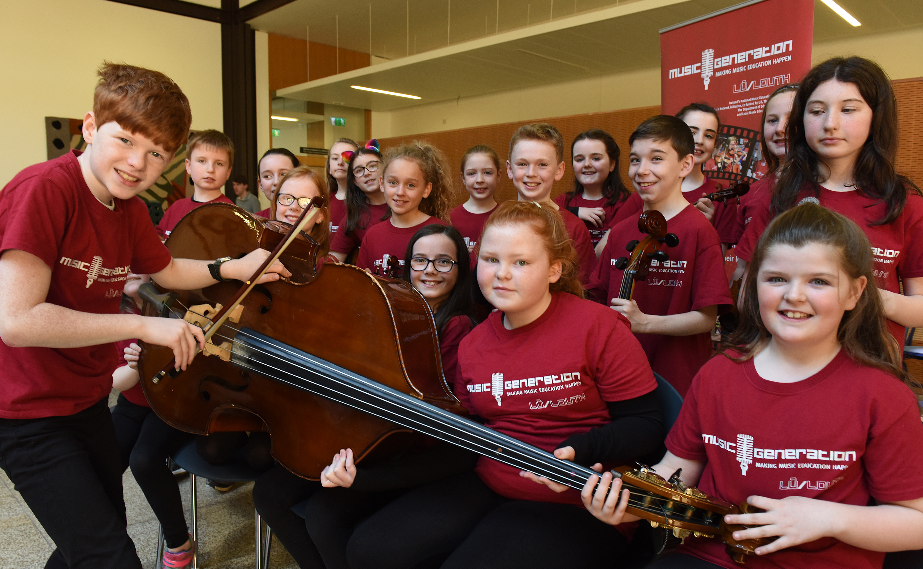 String Orchestra Programme 2020/2021 – INVITATION TO NEW MEMBERS